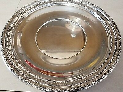 Talisman rose sterling silver dish recently polished 495 almost 8 ounces sterlin