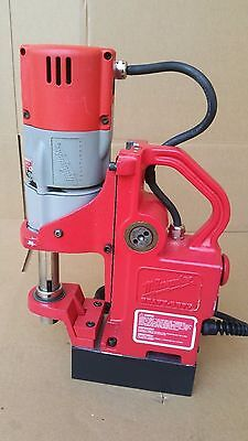 """Milwaukee 4270-20 450 Rpm Magnetic Drill Press, Mag Drill 1 1/2"""""""