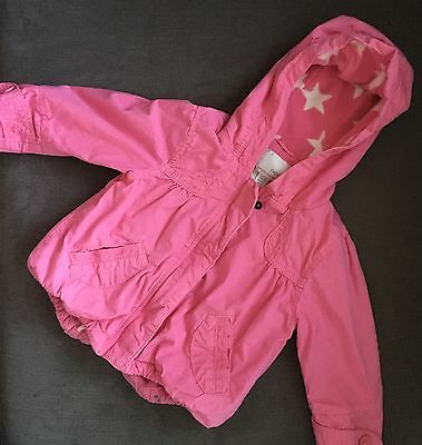 Little Girls Next Pink Jacket Size 12-18 Months