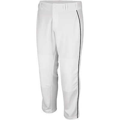 NEW Majestic Youth Cool Base Premier Relaxed Fit Braided Baseball Pant IYB9