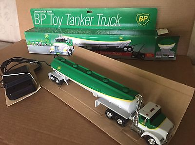 BP Toy Tanker Truck With Wired Remote Control