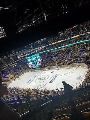 (2) Stanley Cup Finals Game 4 Tickets Nashville Predators vs TBD  6/5