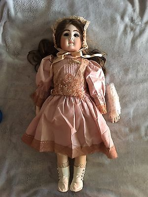 Reproduction Doll, Antique Doll
