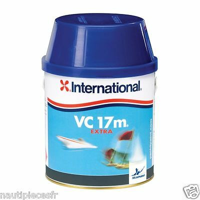 Antifouling INTERNATIONAL VC 17 M Extra GRAPHITE 2 LITRES