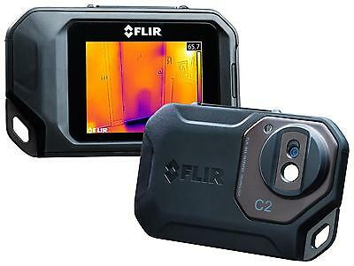 Flir Systems Compact Thermal Imaging Camera Built-in Led Spotlight