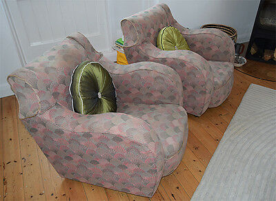 Art Deco Vinatge Sofa and Chairs 1930s 1920s