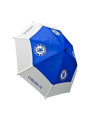 *official* Premier Licensing  Chelsea Fc Twin Canopy Windproof Umbrella