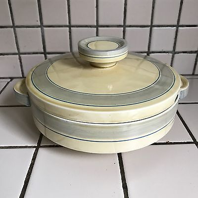 Art Deco Tureen Made In England Excellent Condition