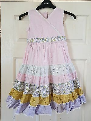 Stunning Girls Next Maxi Dress Age 4-5