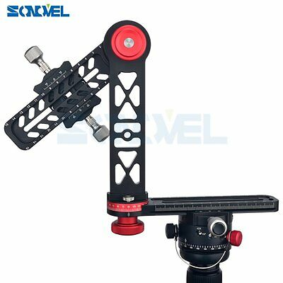 720 Degree Panoramic with DH-60 release plate Panorama Tripod Head For Camera