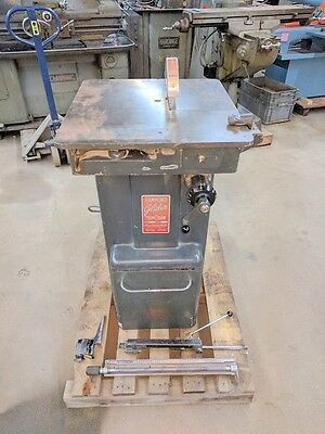Hammond TrimOsaw Precision Table Saw Very Good Condition with Accessories Nice!