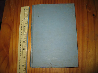 1952 The Old Man And The Sea by Ernest Hemingway  First Edition 2nd print