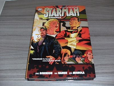 The Starman Omnibus Volume 4 Graphic Novel Collected Edtn Hardback New Dc Comics