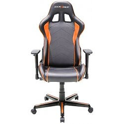 Brand NEW DXRacer Formula Series Gaming Chair - Black/Orange OH/FL08/NO Padded s