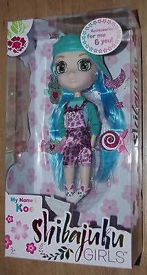 Shibajuku Girls Koe Doll Japanese Harajuku Fashion M Hunter 33 cm Wave 2