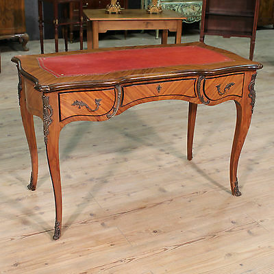 SECRETARY DESK FROM THE CENTER STYLE LOUIS XV FRANCE PERIOD '900 (L 121 cm)