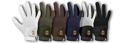 Macwet Aquatec Micromesh Short Cuff Gloves NAVY Size 8 *CLEARANCE PRICE*