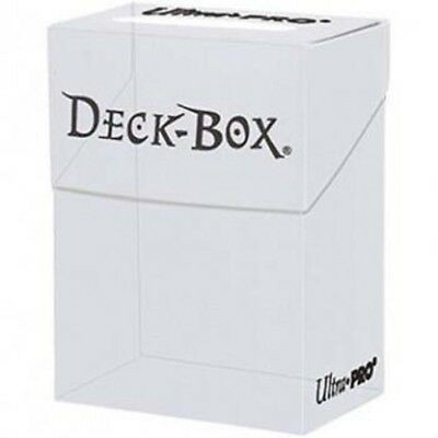 Deck Box / deckbox Ultra Pro Transparent