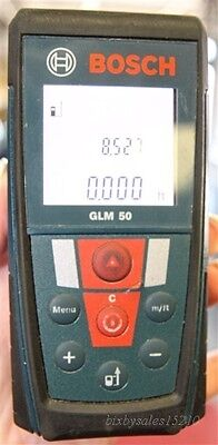 Bosch Glm50 Laser Level W/case-Used