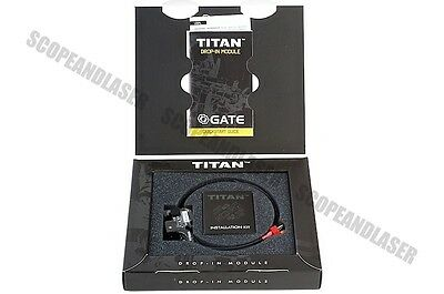 GATE TITAN Drop-In Module (Rear Wired) TTN-DR Marui G&P