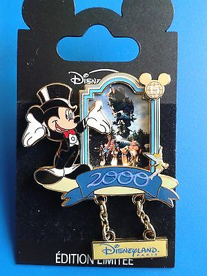 pins retrospective 15 ans disneyland paris