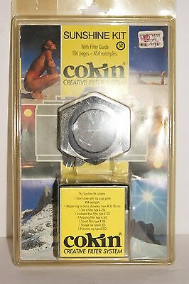 Cokin Creative Filter System The Filters of the Sunshine Kit Vintage New