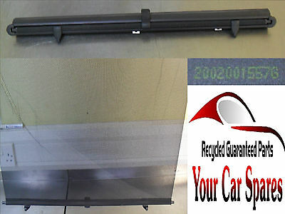Peugeot 807 - 5Door - Passenger Rear Window Sun Shield/Screen/Visor/Blind