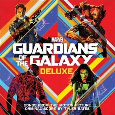 Various Artists - Guardians Of The Galaxy Deluxe New Vinyl Record
