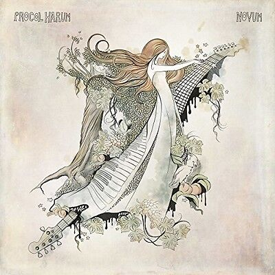 Procol Harum - Novum [New Vinyl LP] UK - Import