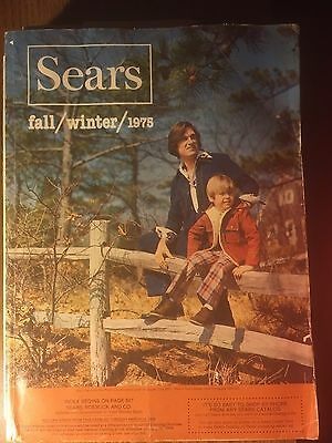 1975 SEARS Fall & Winter Catalog - Eastern - 1492 pages