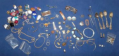 Sterling Silver Jewelry and Costume Jewelry
