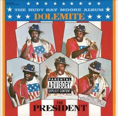 Moore , Rudy Ray - Dolemite For President New Vinyl Record