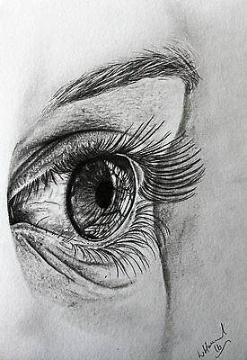 Eye A4 in Graphites