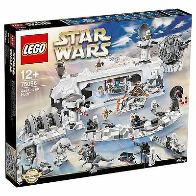 LEGO Star Wars 75098 Assault on Hoth - UCS Set - Brand New In Sealed Box!!