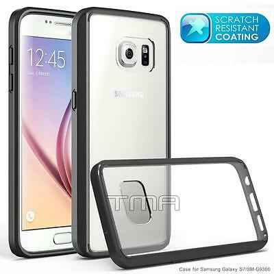 Samsung Galaxy S8/S7 Case - Quality Cover Clear Transparent Silicon TPU Soft Gel
