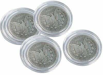 40x COIN Capsules Holder 40.6mm  US AMERICAN EAGLE SILVER Dollar USA SHIPPING!