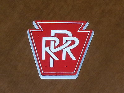 PENNSYLVANIA RAILROAD PRR Vintage Old RUBBER FRIGE MAGNET Standings Board 1970's