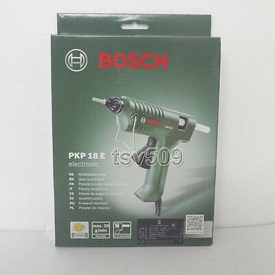 Genuine BOSCH PKP 18E electronic Glue Gun Pistol Hot Melt