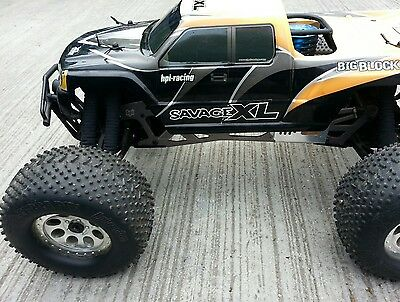 Hpi savage xl 5.9 with LRP Z32 Engine BANK HOLIDAY SPECIAL PRICE