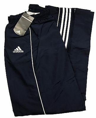 100% Authentic Adidas Track Pant With Ankle Zipper