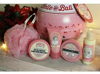 Soap and Glory Belle of the ball Gift Set