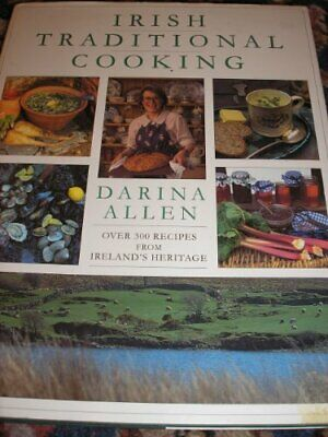 Irish Traditional Cooking, Allen Paperback Book The Cheap Fast Free Post