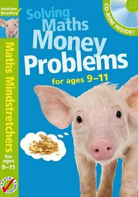 Maths Money Problems 9-11, Brodie, Andrew Mixed media product Book The Cheap