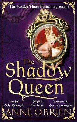 The Shadow Queen by O'Brien, Anne Book The Cheap Fast Free Post