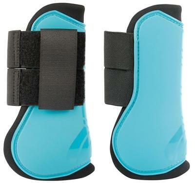 Tendon Boots - Next in Navy, Turqoise