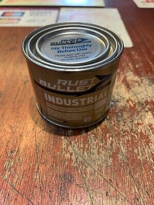 Rust Bullet Standard Protection Against Rust 1/4 Pint Paints And Coatings