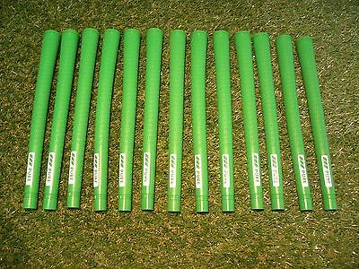 13 x PURE Pro Standard Green Golf Grips **NEW MODEL**