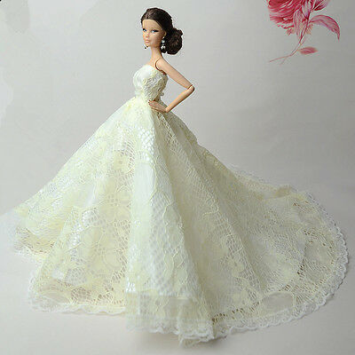 Fashion Royalty Princess Dress/Clothes/Gown For 11.5in.Doll S529U