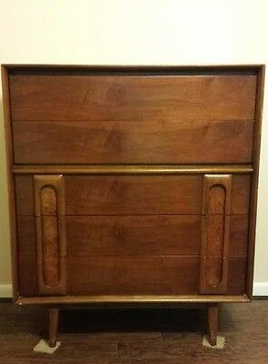 L@@K Mid-Century LANE Chest of Drawers  - Solid - MUST SELL