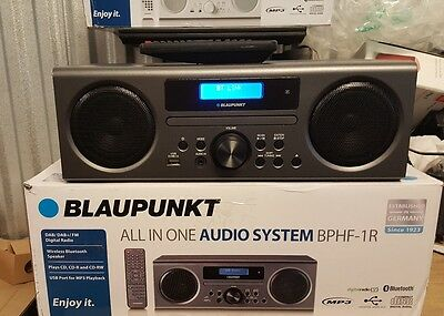 blaupunkt bphf 1r all in one hi fi with bluetooth usb. Black Bedroom Furniture Sets. Home Design Ideas